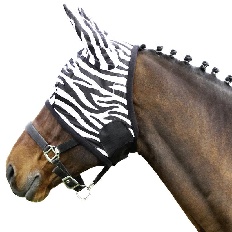 Fliegenmaske Zebra Euroriding