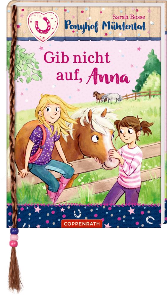 Ponyhof Mühlental Gib nicht auf Anna
