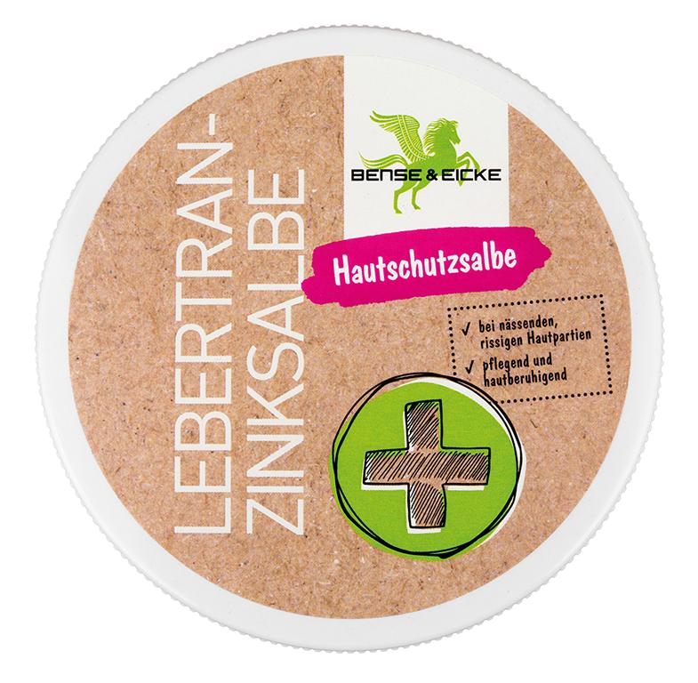 Lebertran-Zinksalbe Bense&Eicke