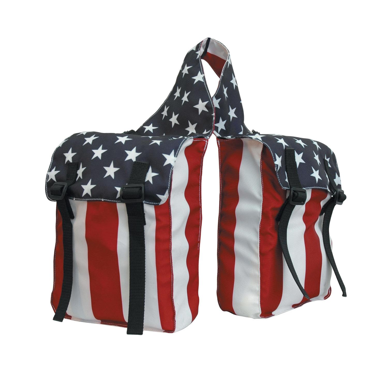 Packtasche USA Flag