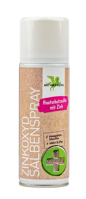 Zinkoxyd-Salbenspray Bense&Eicke