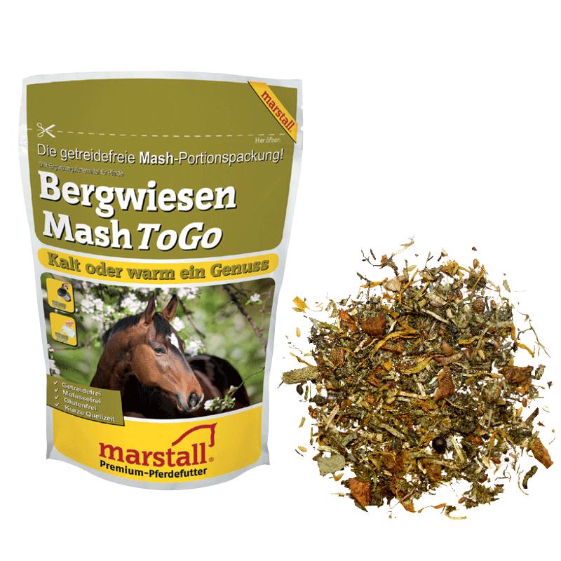 Marstall Berg-Wiesen-MashToGo