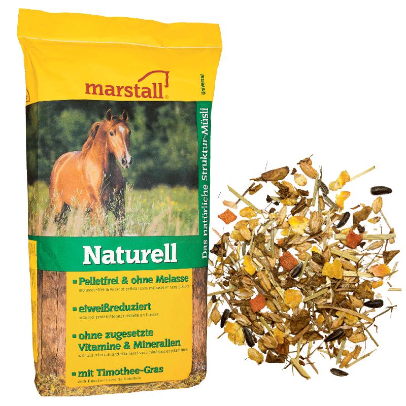 Marstall Naturell 15kg