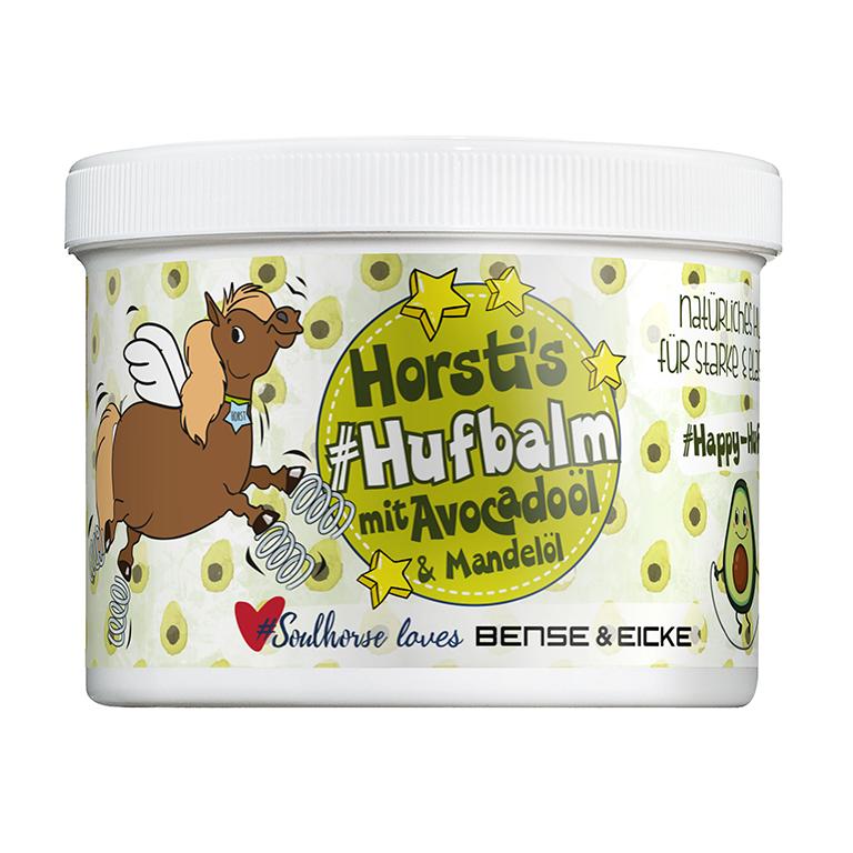 Horsti's Hufbalm happy-hufe-formel 500ml