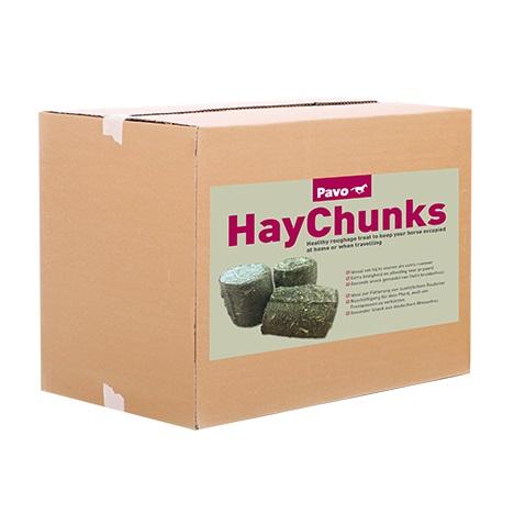 Pavo HayChunks 14kg