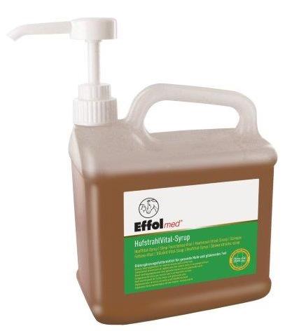 Effol med Hufstrahl Vital-Syrup 1L