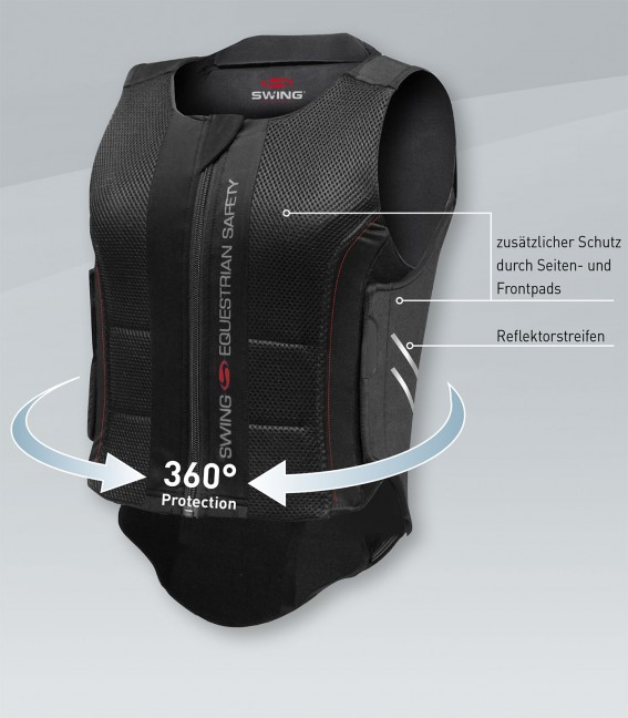 Swing Rücken- Protector P07