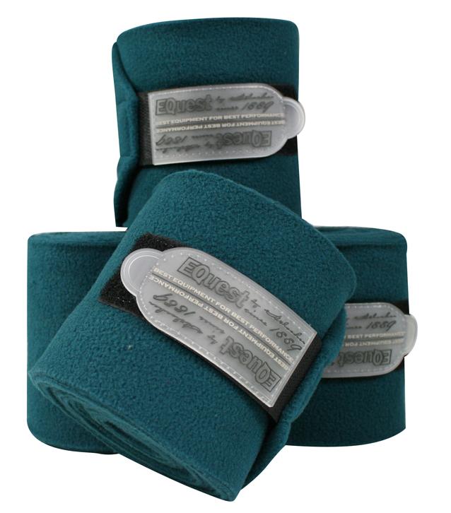 Bandagen EQ Alpha Fleece Cold Ice 4er-Set