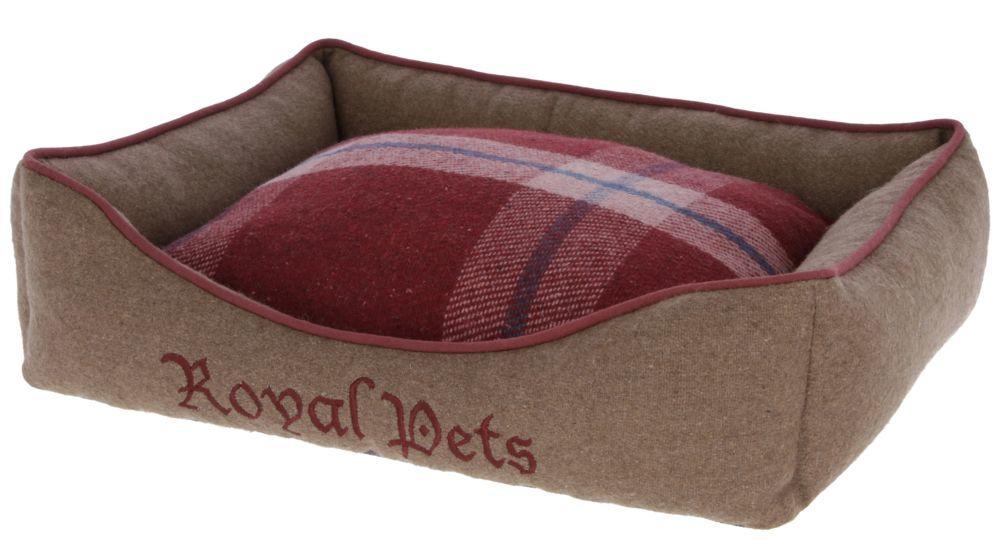 Kuschelbett Royal Pets 60x50x17cm