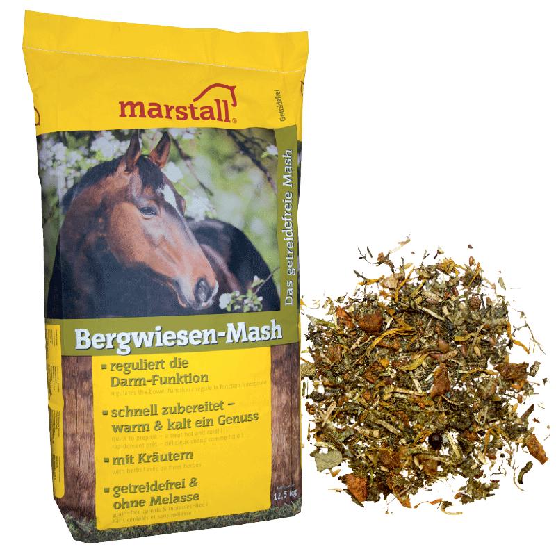 Marstall Bergwiesen-Mash 12,5kg
