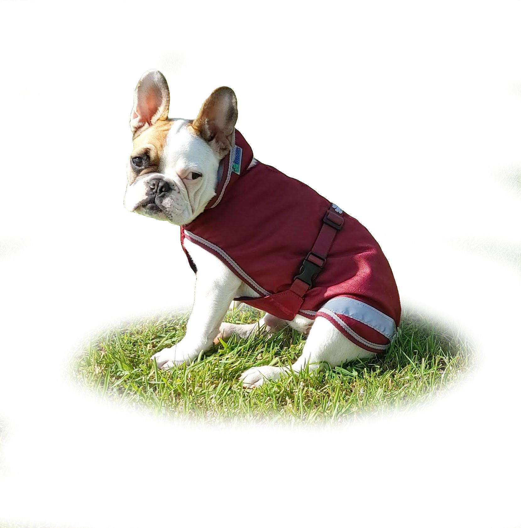 Bucas Ruby Jubilee Hundemantel
