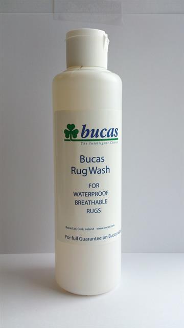 Bucas Decken-Waschmittel 250ml