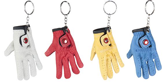 Schlüsselanhänger Mini Handschuh