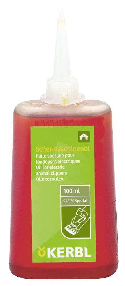 Schermaschinenöl 100ml