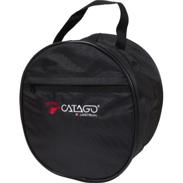 Catago Helmtasche schwarz