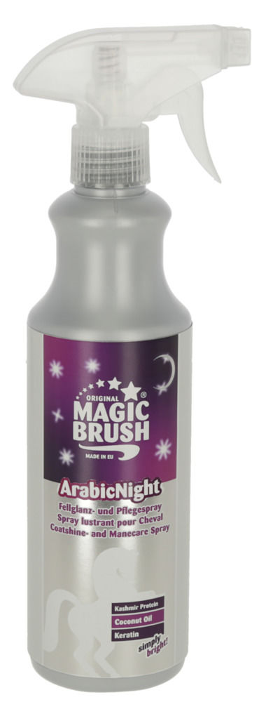 MagicBrush Mane Care ArabicNights Fellglanzspray
