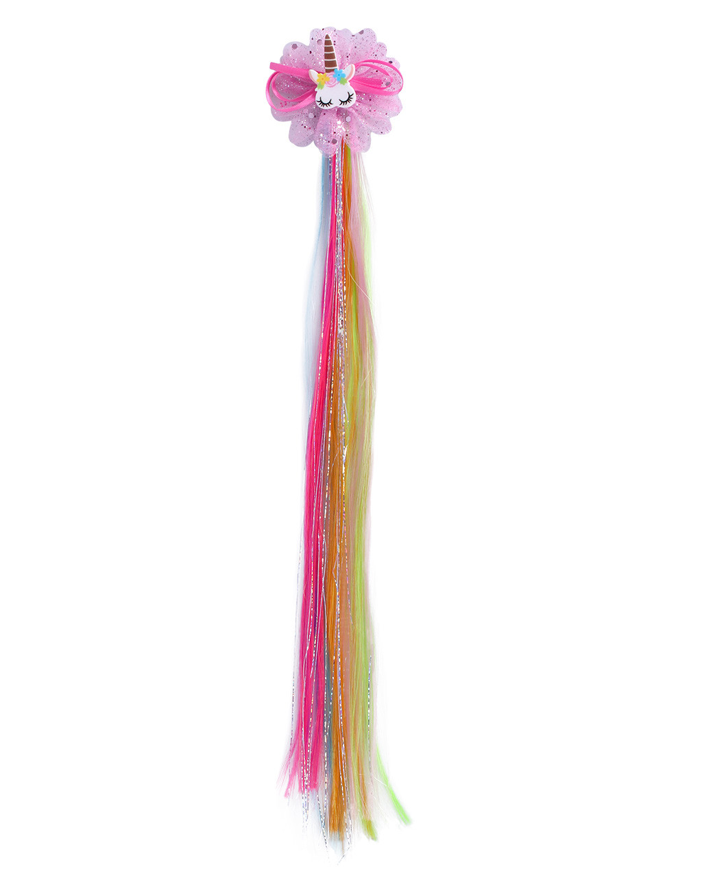 Hair Extension Einhorn Fairy