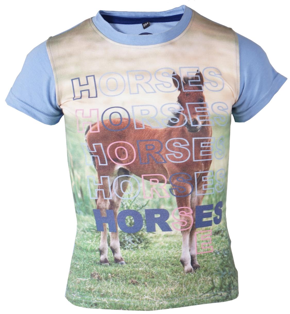 Kinder T-Shirt Ollie Placid