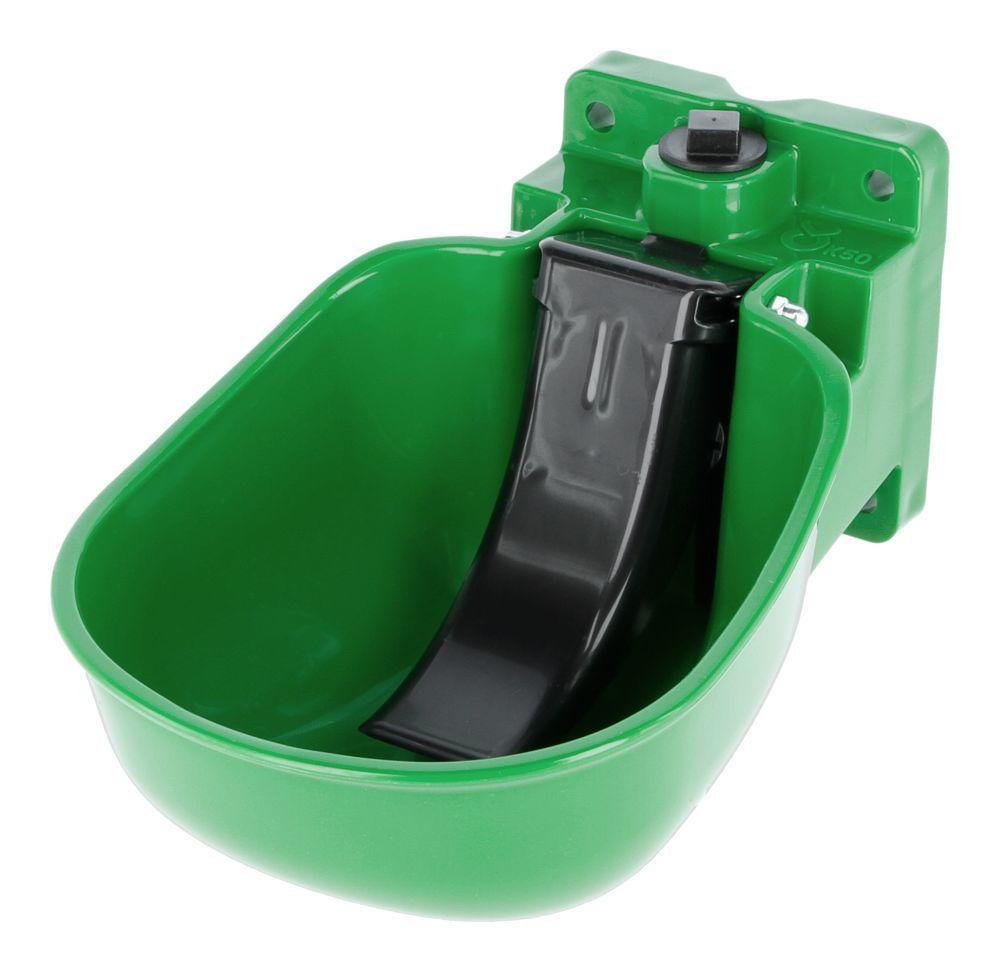 Tränkebecken Kunststoff K50 grün