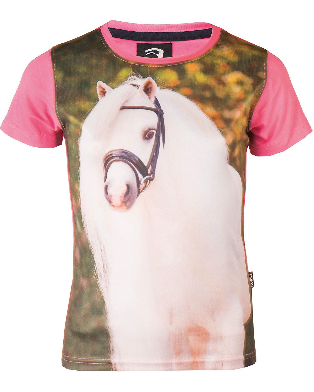 Kinder T-Shirt Ollie Rose Pink