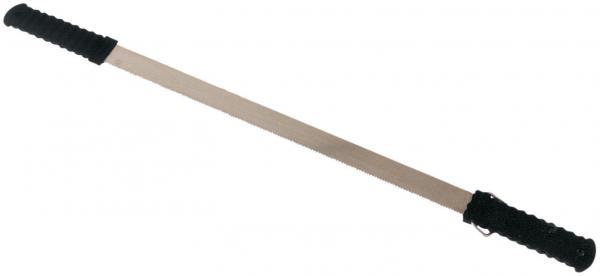 Schweißmesser mit Zacken
