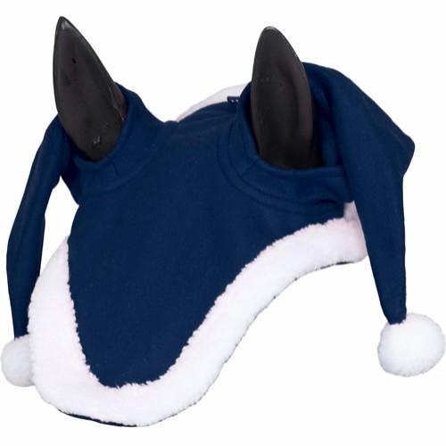 Weihnachts- Mütze fürs Pferd