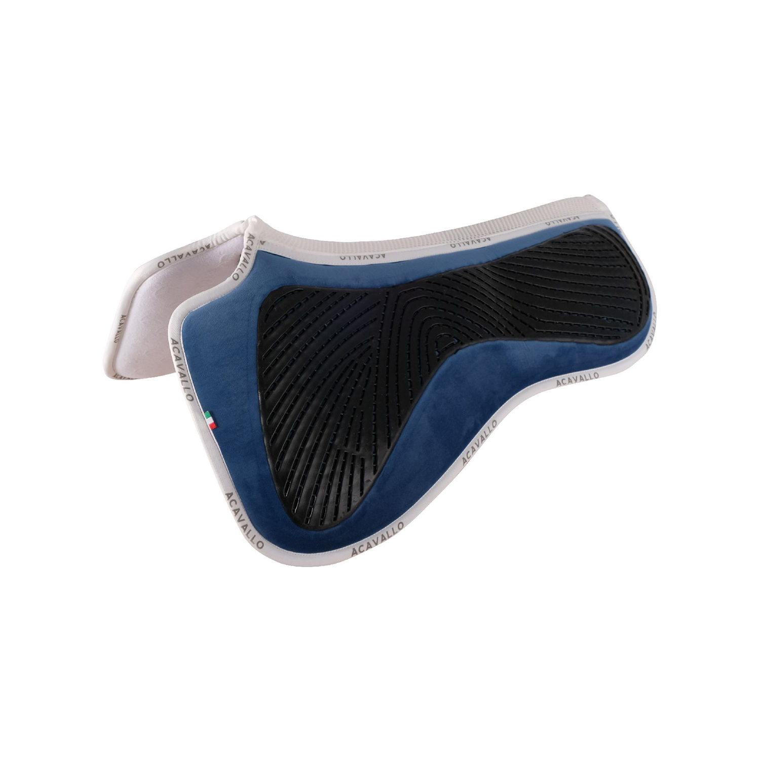 ACavallo Spine Free, Double-Face Gel/Silicon Grip System & Memory Foam, Dressage