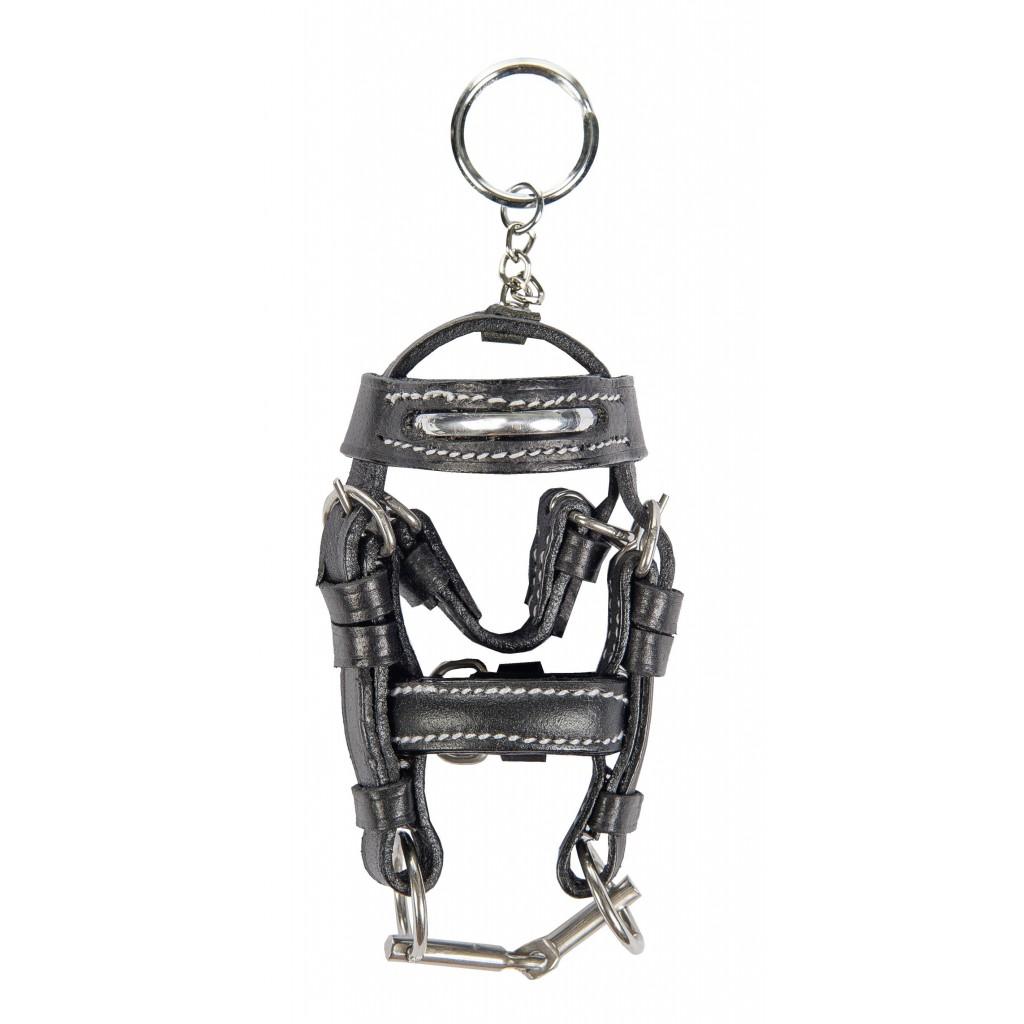 Schlüsselanhänger -Mini-Trense-