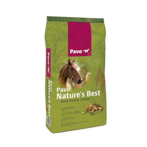 Pavo Natures Best 15kg