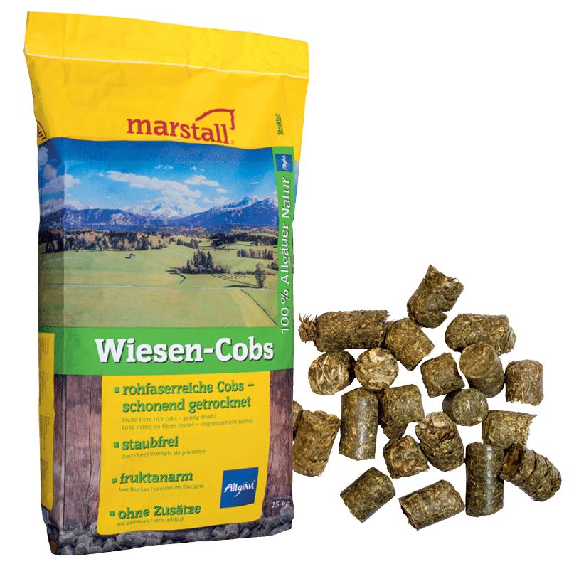 Marstall Wiesen-Cobs 25kg