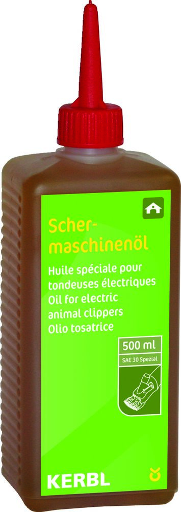 Schermaschinenöl 500 ml