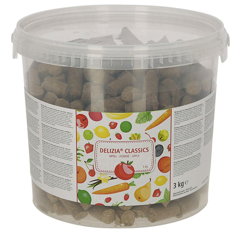 Delizia Sweeties Apfel 3kg