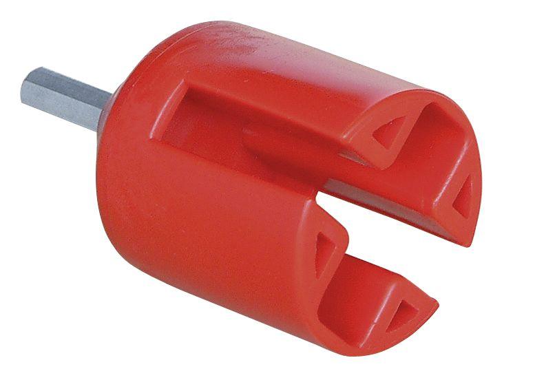 Einschrauber für Ring + Maxitape Isolatoren