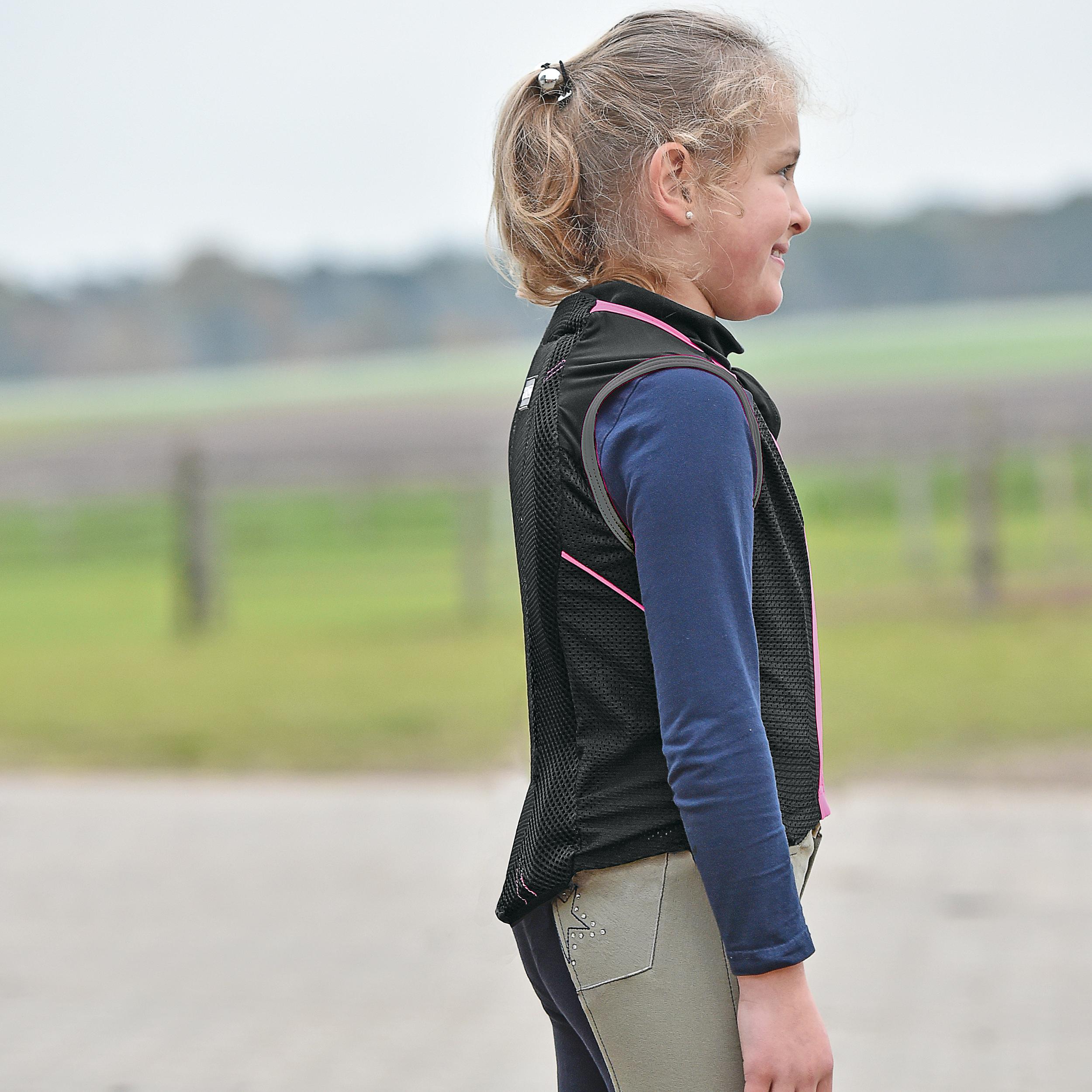 Busse Kinder- Rückenprotektor