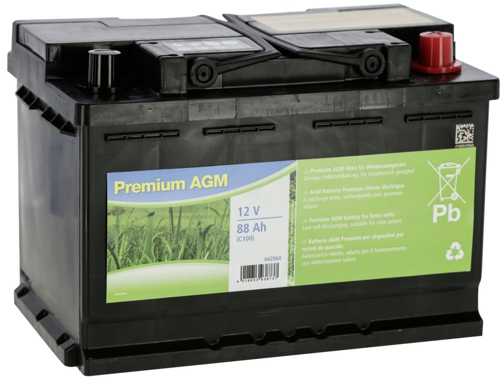 Premium AGM Batterie 88 AH (C100)