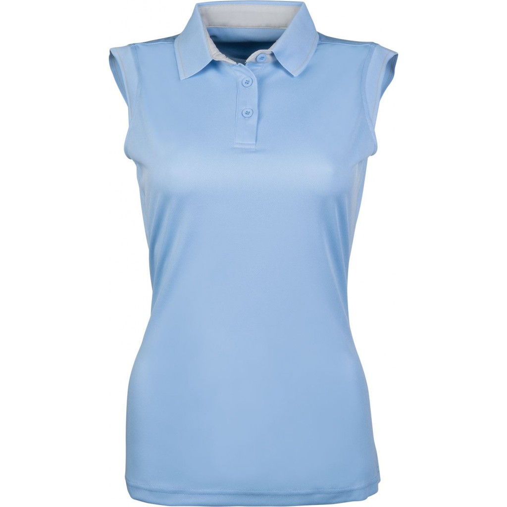 HKM Poloshirt Classico ärmellos