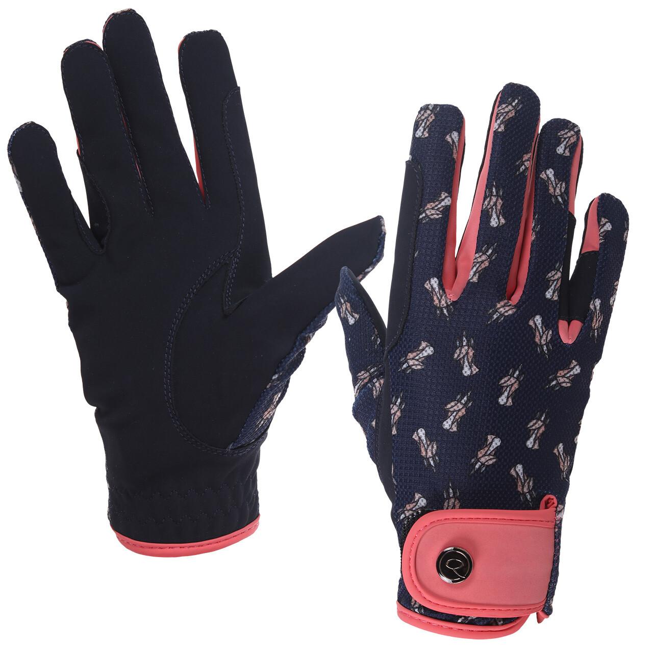 Kinder Reit-Handschuh Sanna Mesh