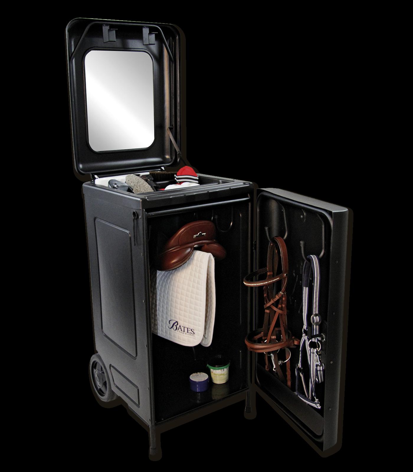 Sattelbox auf Rollen Kunststoff