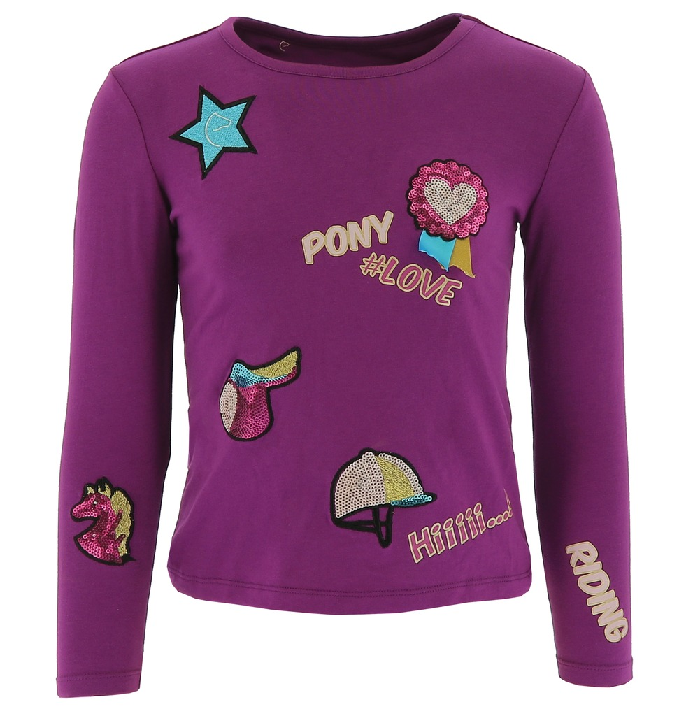 Equi-Kids T-Shirt Pony Love