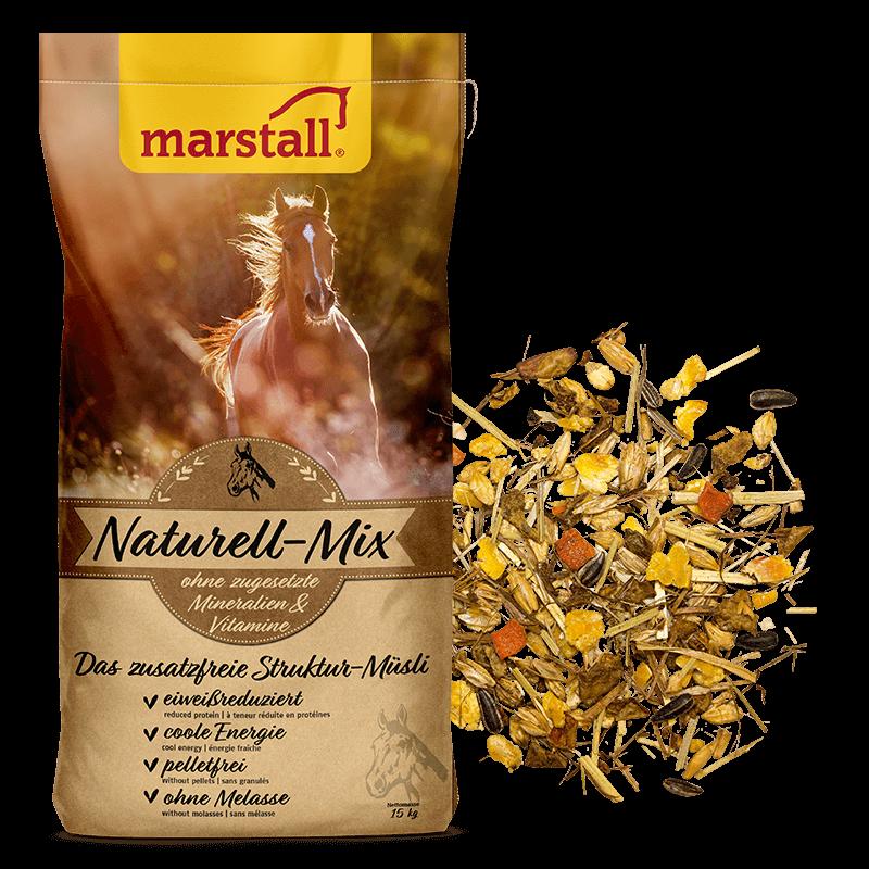 Marstall Naturell-Mix 15kg