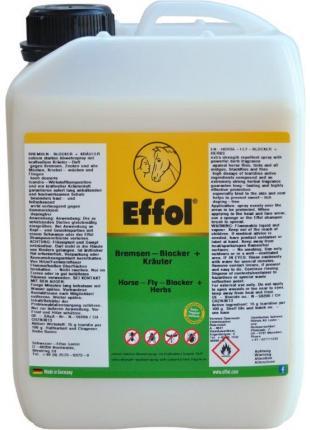 Effol Bremsen Blocker + Kräuter 2,5 Liter