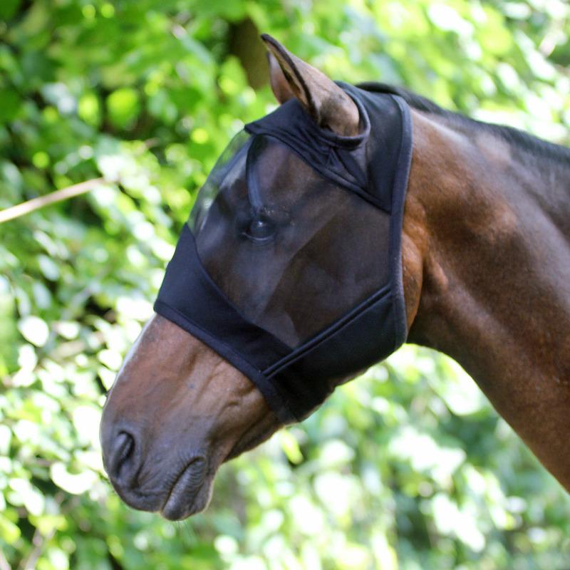 Fliegenmaske Comfort ohne Ohren Euroriding