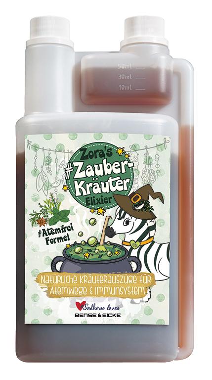 Zora's Zauber-Kräuter atemfrei-formel