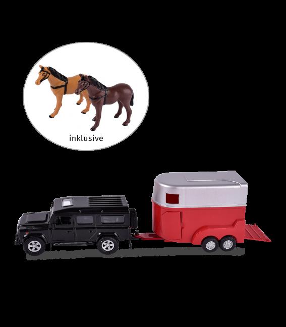 Pferdetransporter Spielset