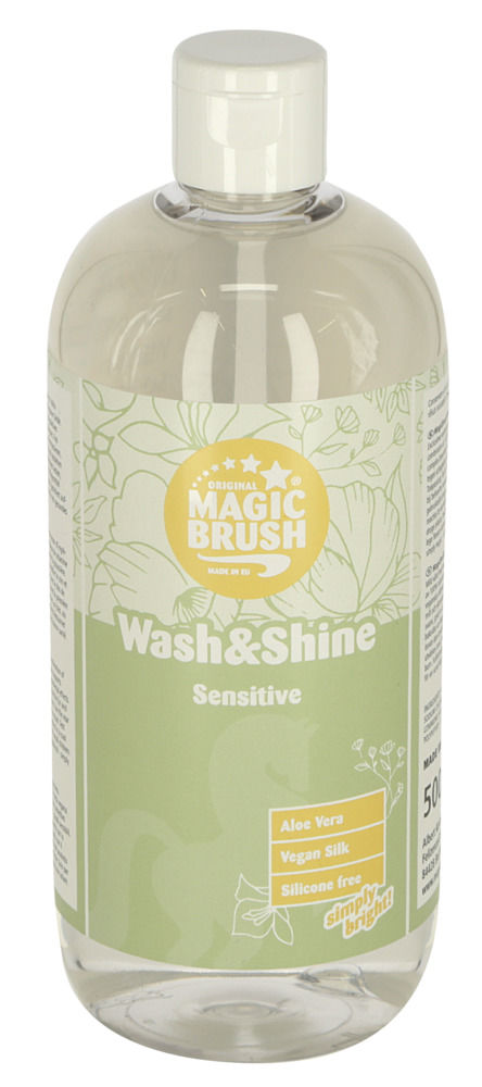 MagicBrush WaterLily Wash & Shine
