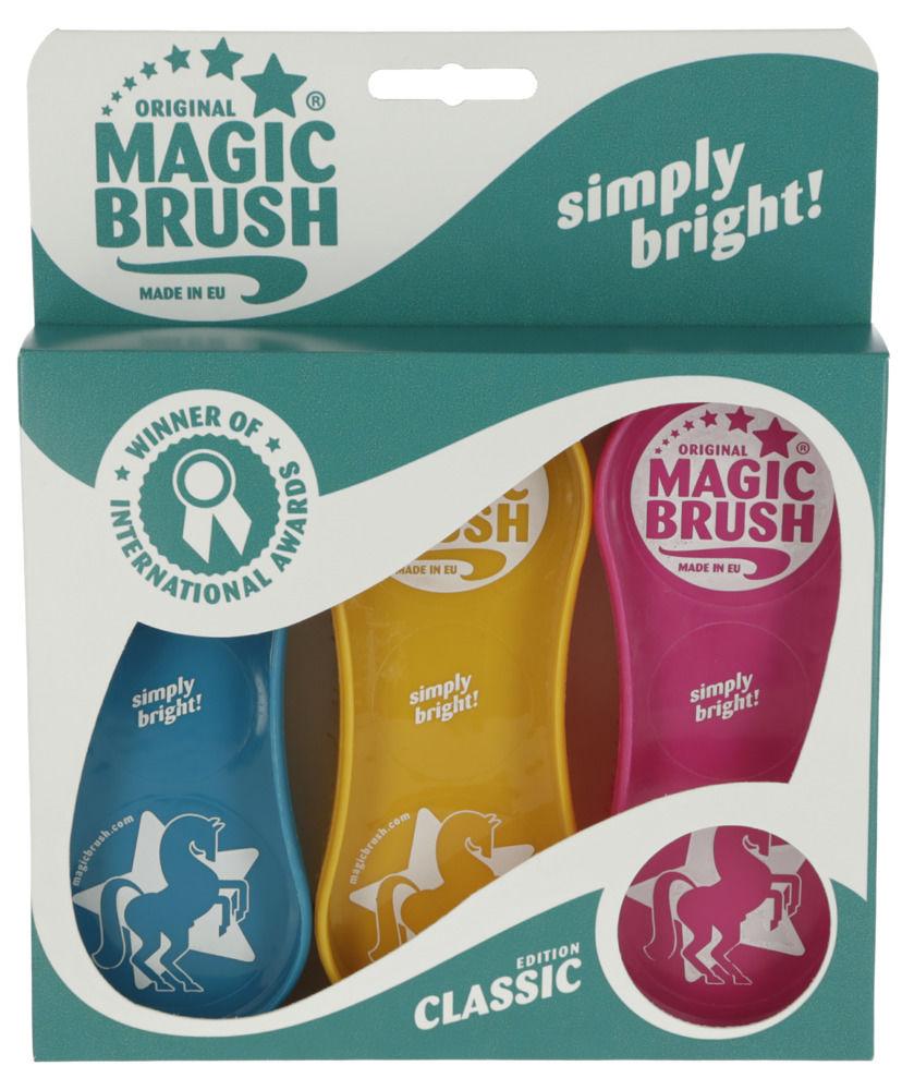 MagicBrush 3er Set Classic