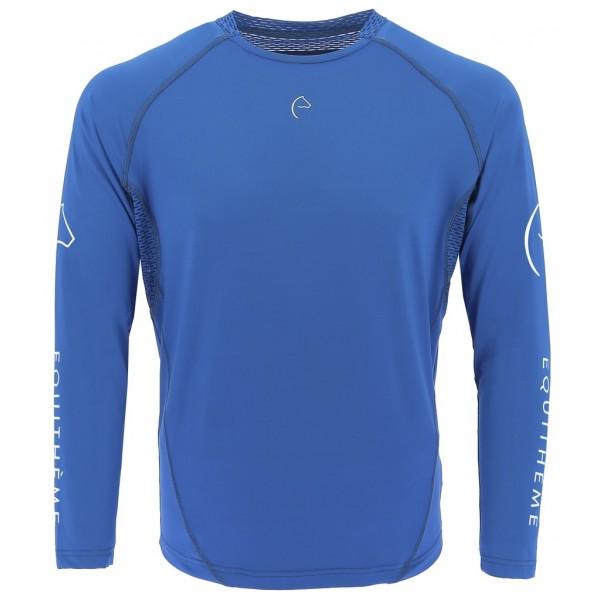 Equitheme Herren Langarm-Shirt