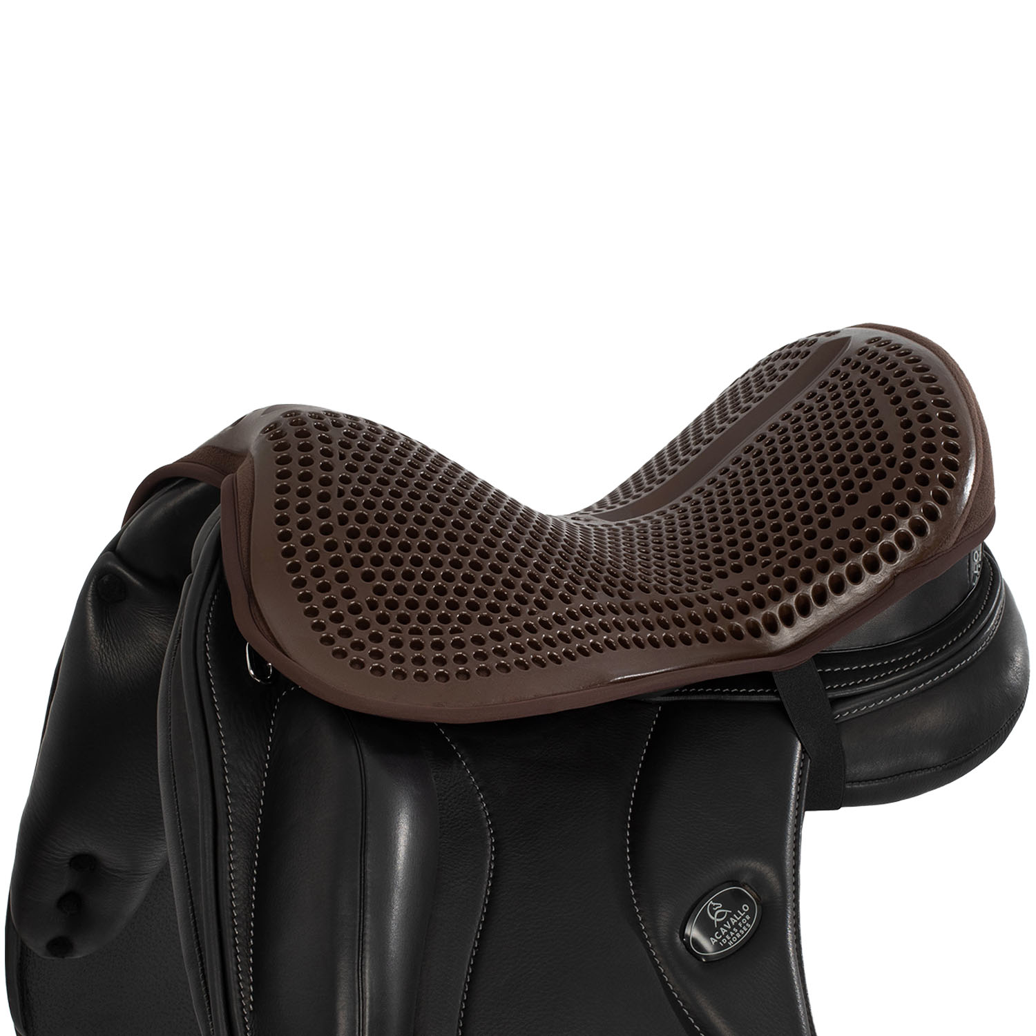 ACAVALLO CLASSIC GEL 20MM DRESSAGE SEAT SAVER