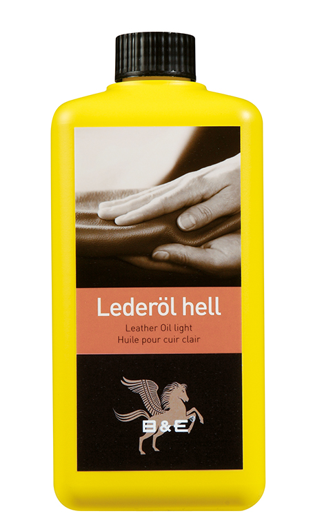 B&E Lederöl hell 1000ml