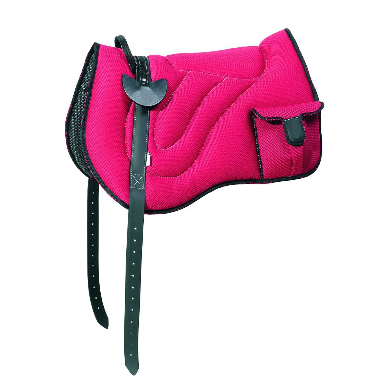 Bareback Pad mit Taschen